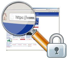 Descripción: Seguridad https