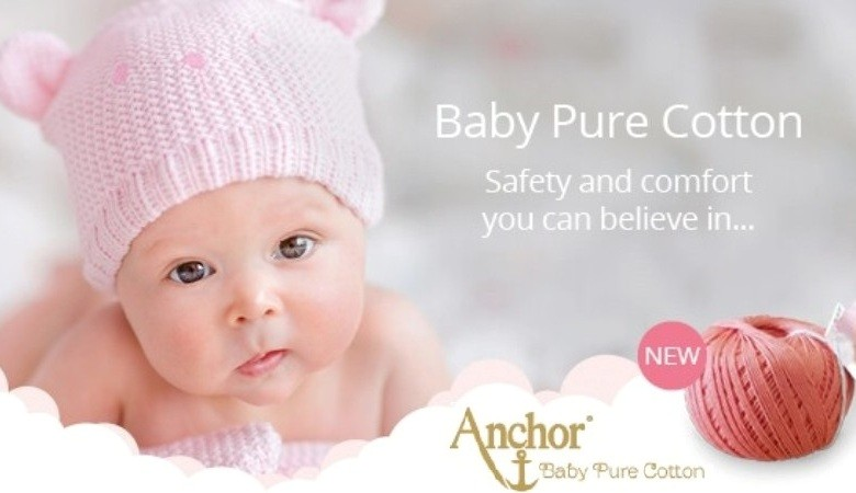 Anchor Baby Pure Cotton