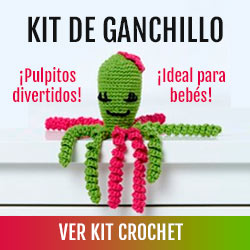 Kit crochet PULPITOS